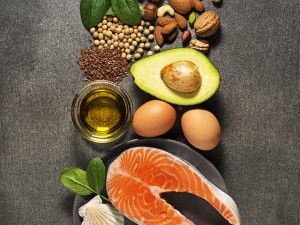 Omega-3 fatty acids intake and muscle growth